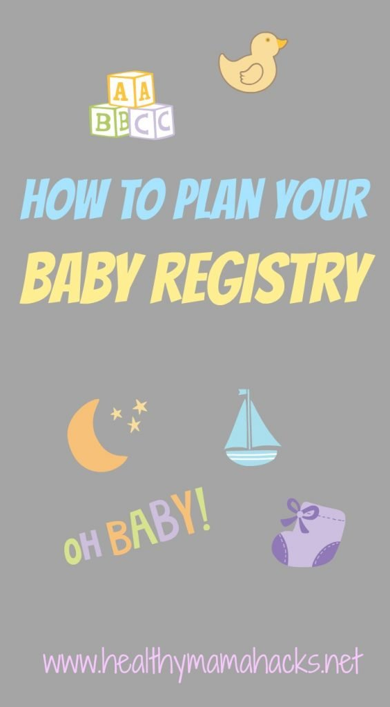 Have you set up your baby registry yet? Overwhelmed or confused? Here's help!