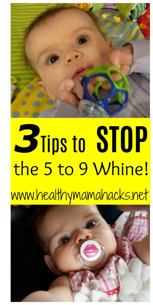 How to prevent a fussy baby