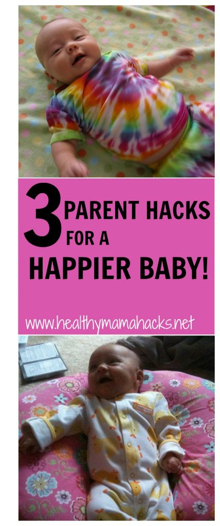 3 Tips to prevent a fussy baby in the evening!