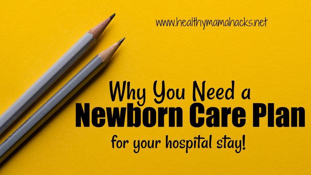 Newborn Care Plan