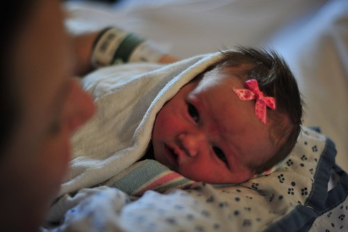 3 Newborn Myths to debunk!