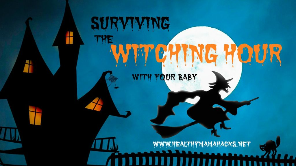 """STOP the dreaded """"witching hour"""" before it even starts. 3 tips to prevent a fussy baby during the evening!"""