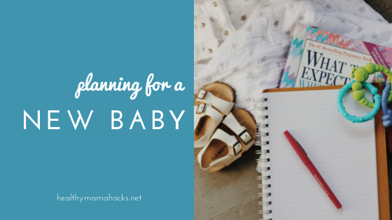 Planning for a new baby can be exciting AND overwhelming. Get help now!