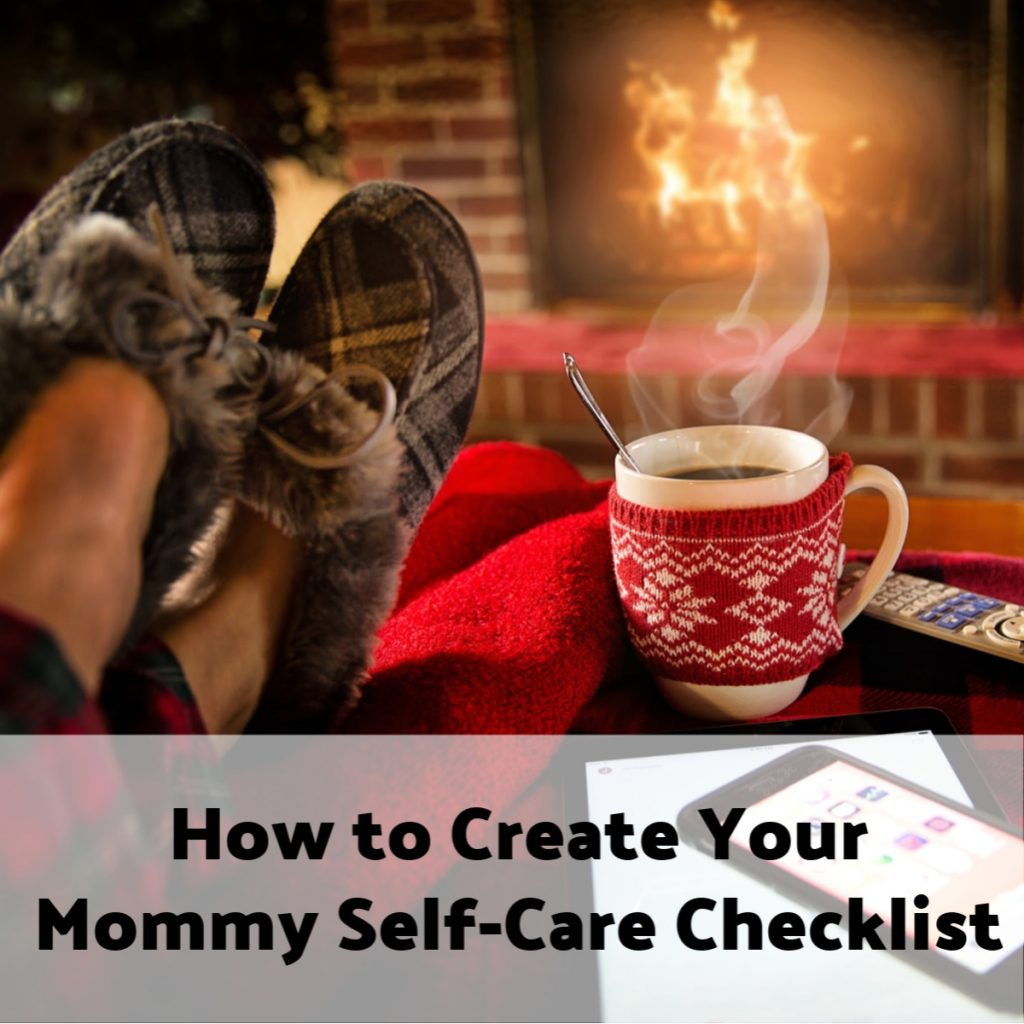 How to create a self care checklist