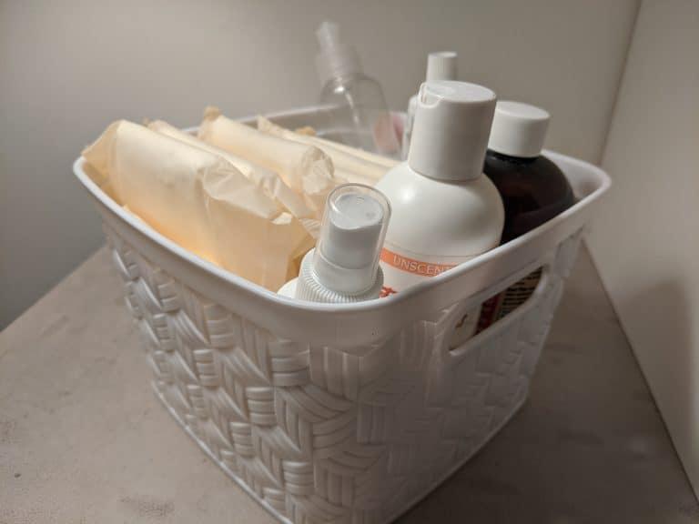 Natural Pregnancy supplies