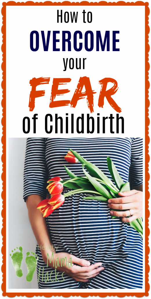Overcome your fear of childbirth with these great tips! Experienced moms and childbirth workers share their best tips for getting over common fears and anxiety during pregnancy and childbirth. Stop pregnancy anxiety and overcome fear of birth with these great pregnancy resources. #pregnancyfears, #fearofchildbirth, #fearofbirth, #fearoflabor, #laboranxiety, #birthanxiety