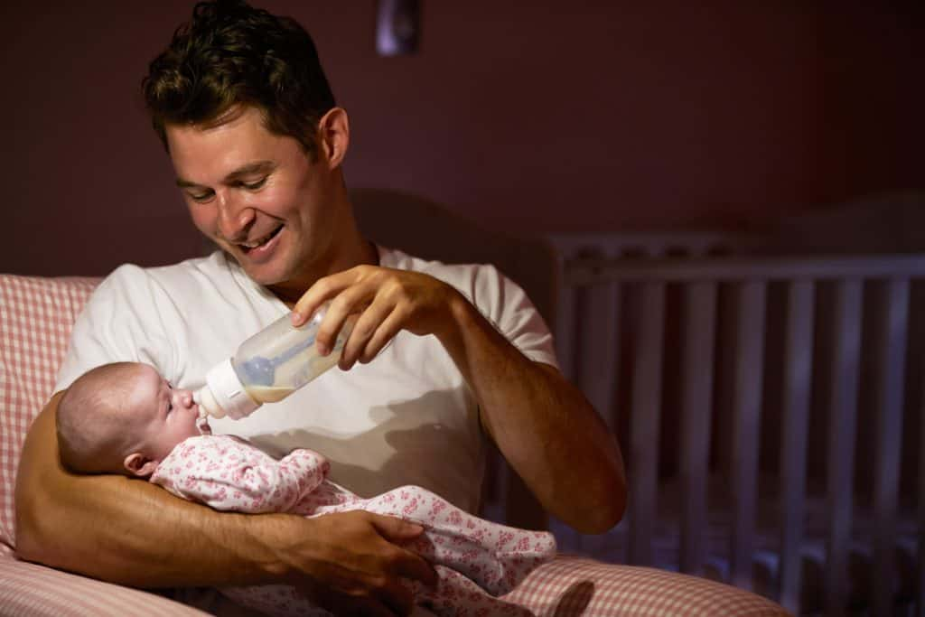 The benefits of dream feeding for postpartum recovery
