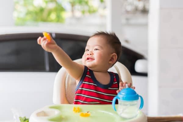 healthy baby snacks
